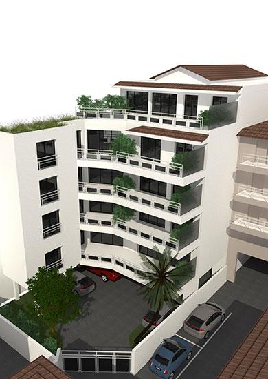 Nouveau programme neuf immobilier à Arcachon