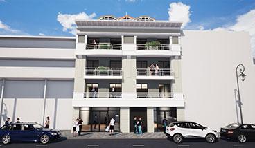 Lot N°3 - appartement à partir de 1 021 405 €